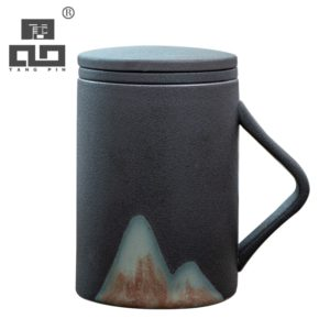Japanese ceramic tea mugs 320ml
